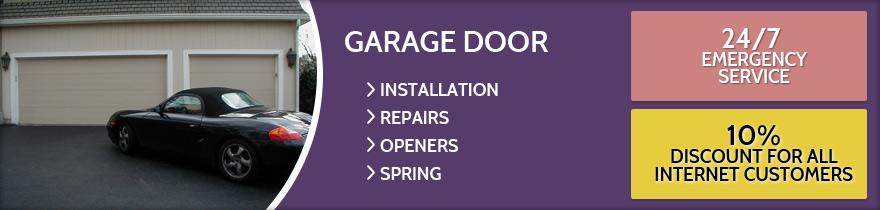 Wellington FL Garage Door Repair